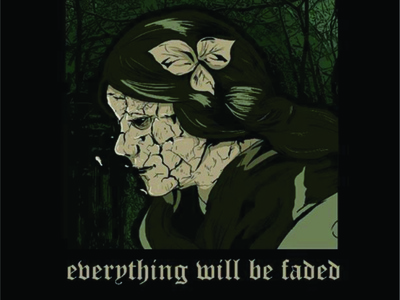 faded illustration