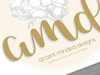 Accent Minded Designs