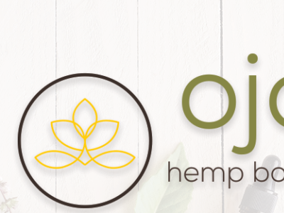 Rebrand for Ojas Hemp Botanicals