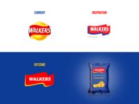 Walkers One Hour Challenge 🥔