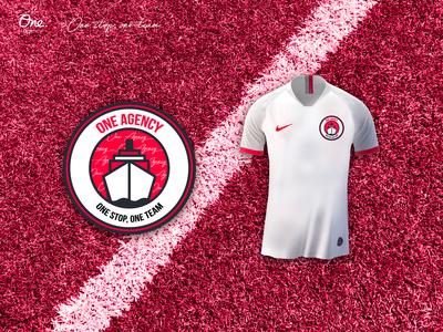 Footballs Back! - One Agency FC