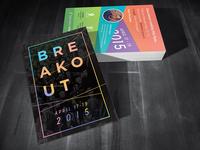 Breakout 2015 Flyer