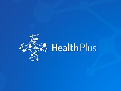 Health Plus naming logo