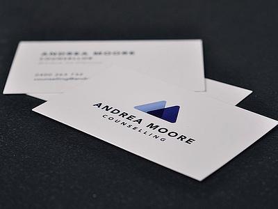 Andrea Moore - Logo Design