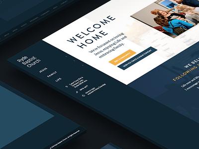 New Church Website