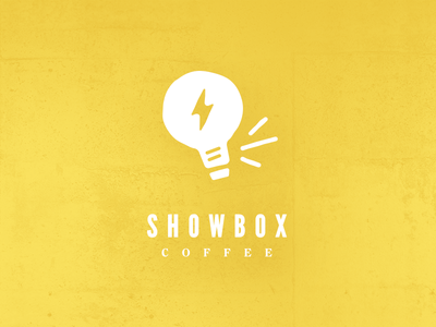 Showbox Coffee   logo logo