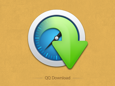 Qqdownload logo