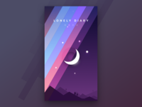 Lonely Diary APP