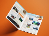 A4 newsletter Hyde Barker Travel
