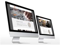 E.Gill & Sons masonry website