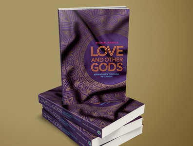 LOVE AND OTHER GODS Book cover design