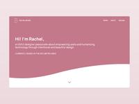 Design Portfolio Landing Page