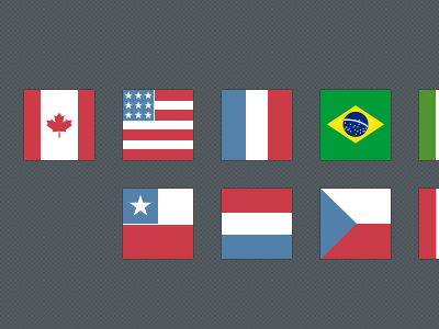 Flags dan maitland insight application icon calculator flags flat mobile app icons