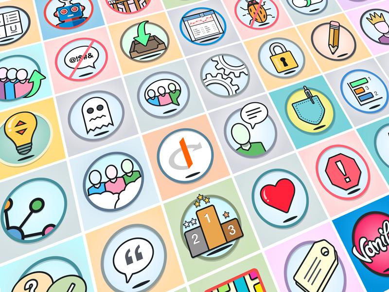 Addon Icons vanilla addons icons