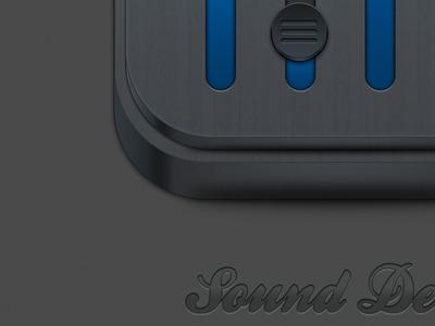 Sound deck app icon