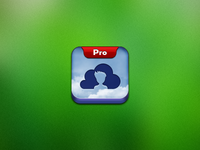 iOS App Icon: Contacts Backup