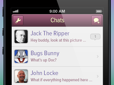 Exercise: Chat App