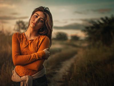 Pamela retoucheur retouching natural sunset mexico retoucher retouch photography photoshop portrait