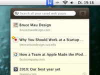 Later – App Mockup