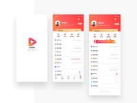 viedeo UI design