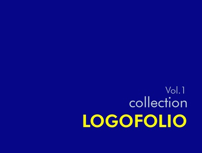 Logofolio collection 1 logo design logotype logos logofolio