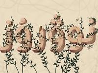Nowruz Typography