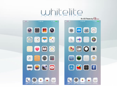 Jailbreak designs, themes, templates and downloadable