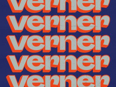 Verner artist branding