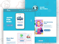 Apps For Kids Web Site Design