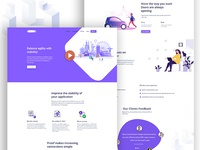 Landing page for Easy Ride !!