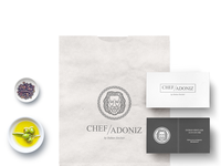 Chef Branding Based On Facial Features