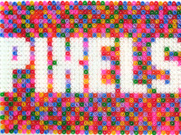 PIXELS ARE MY LIFE