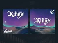 We Three Kings- Music album cover art