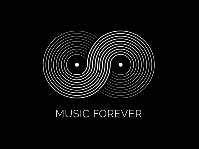 Music Forever forever infinity music vinyl