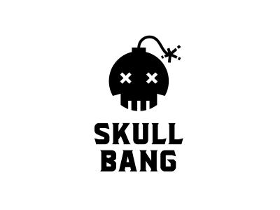 Skull Bang black dead wick bomb bang skull
