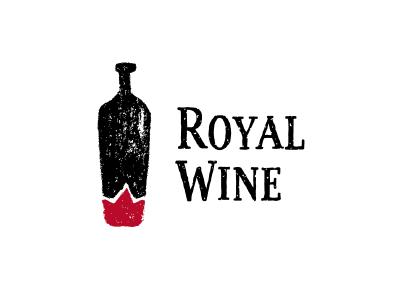 Royal Wine veritas bottle king royal crown wine concept