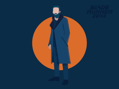 Blade Runner 2049 fan art blade runner 2049 illustration