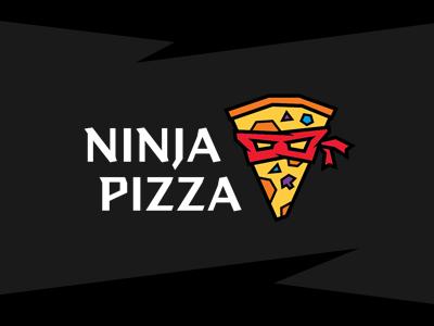 Ninja Pizza cowabunga food mask ninja pizzeria pizza