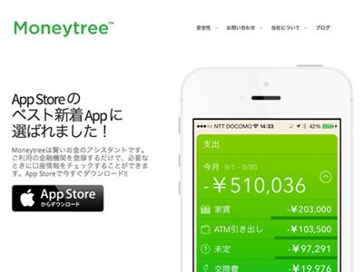 Website update web green minimal clean iphone app money