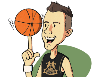 Sani Becirovic Mascot desing illustration mascot caricature saniboy sani bečirović
