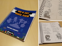 Scout song book