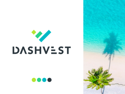 DashVest Logo Design