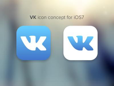 VK Icon Concept