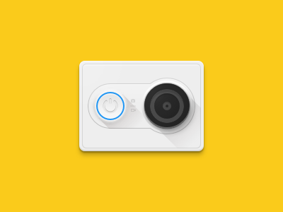Xiaomi Yi Camera icon xiaomi yi camera icon material design photo