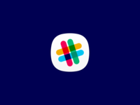 Slack Replacement Icon