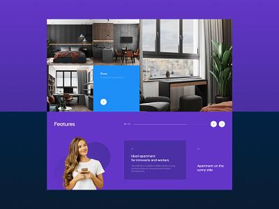 Strana Development | Concept style branding website festival real estate interface web ux ui typography minimal idaproject design