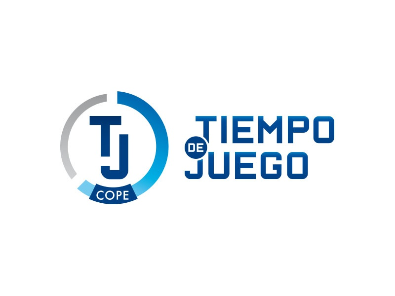 Tiempo De Juego radio cope game play minuter clock time circle t