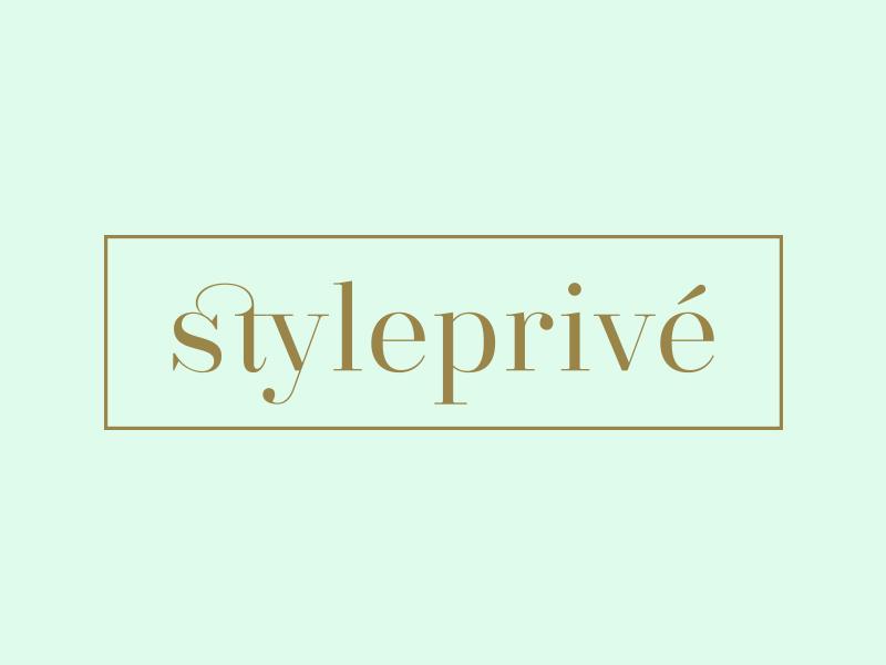 Styleprive deluxe stylism style moda