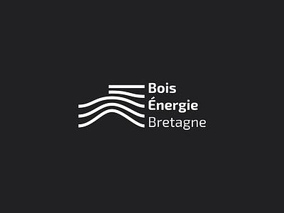 Bois Énergie Bretagne wood drapeau bzh breizh flag bretagne brittany energy biomass
