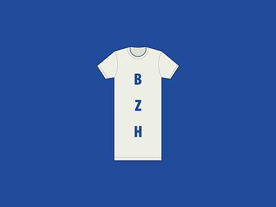 Responsive T-shirt - Portrait bzh joke fun web wear tee-shirt